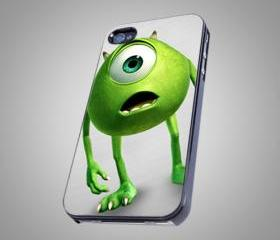 For iPhone 5 - monsters inc - Photo on Hard Cover